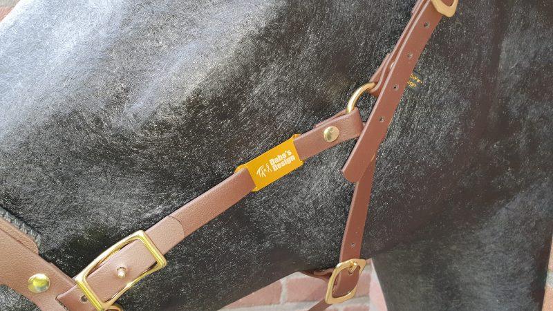 Aluminium tags Graveren