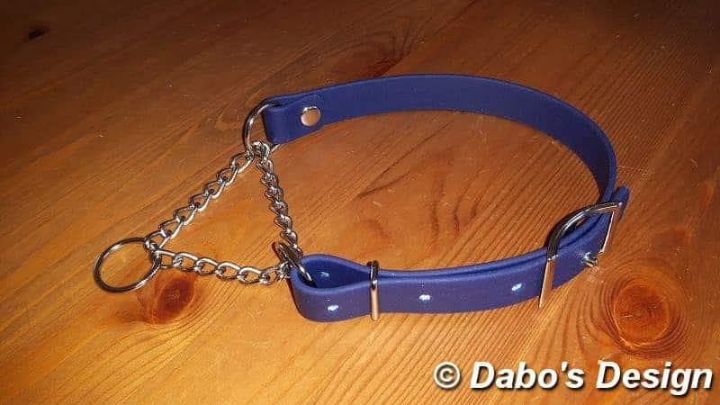 Honden Halsband half-check