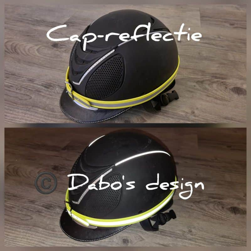 PVC Cap-Reflectie