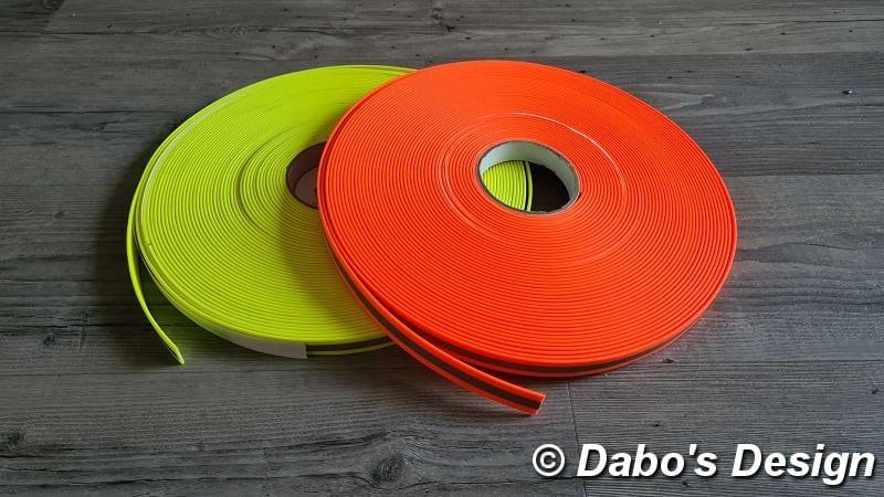PVC Reflectie Webband 20mm