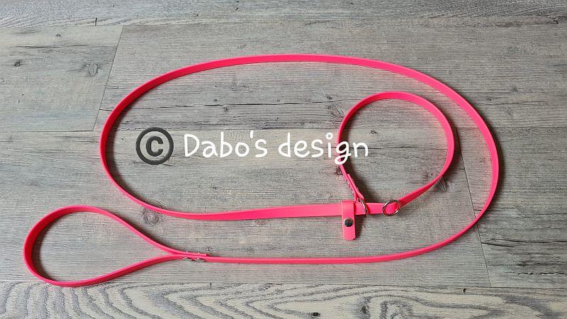 Biothane® Foto-Halsband-sliplijn